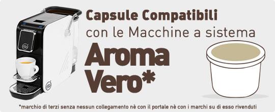 Capsule Compatibili Aroma Vero