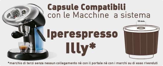 Capsule Compatibili Iperespresso