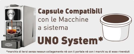 Capsule Compatibili UNO System