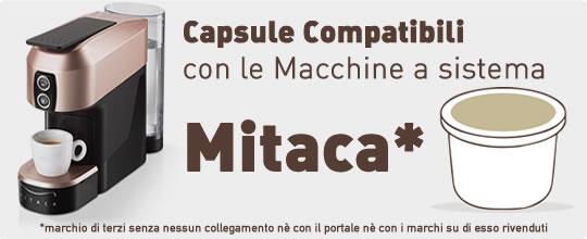 Capsule Compatibili Mitaca