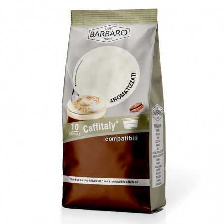 CAFFITALY 100  PZ (10 X 10) GINSENG SOLUBILE