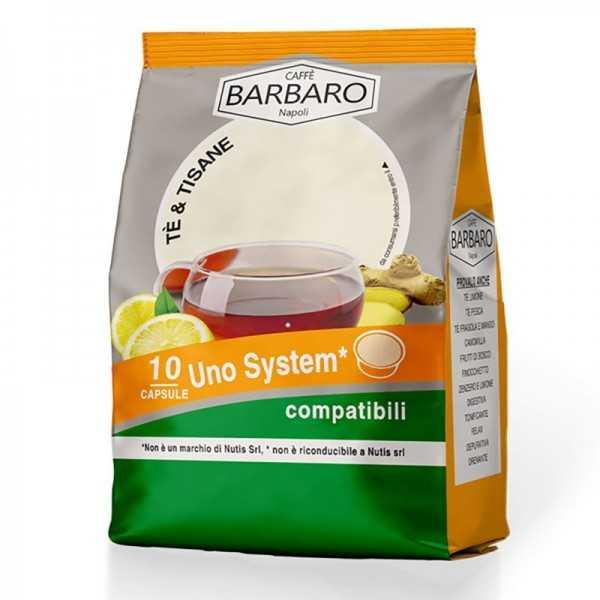 UNO SYSTEM 100 PZ (10 X 10) TISANA RELAX