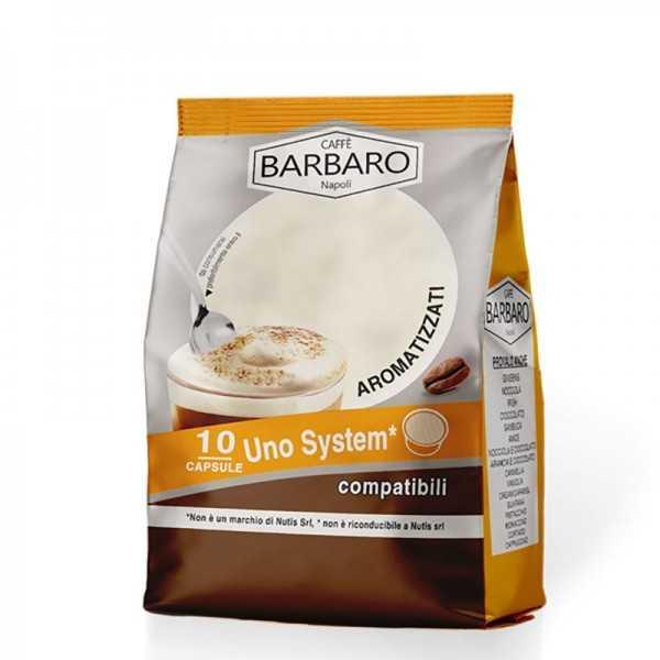 UNO SYSTEM 100 PZ (10 X 10) IRISH CREAM SOLUBILE