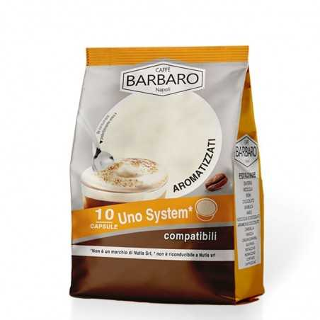UNO SYSTEM 100 PZ (10 X 10) IRISH CREAM SOLUBILE