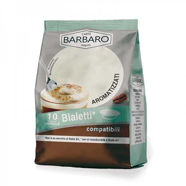 BIALETTI 100 PZ (10 X 10) CAFFÈ GINSENG