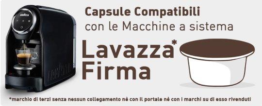 Capsule Compatibili Lavazza Firma